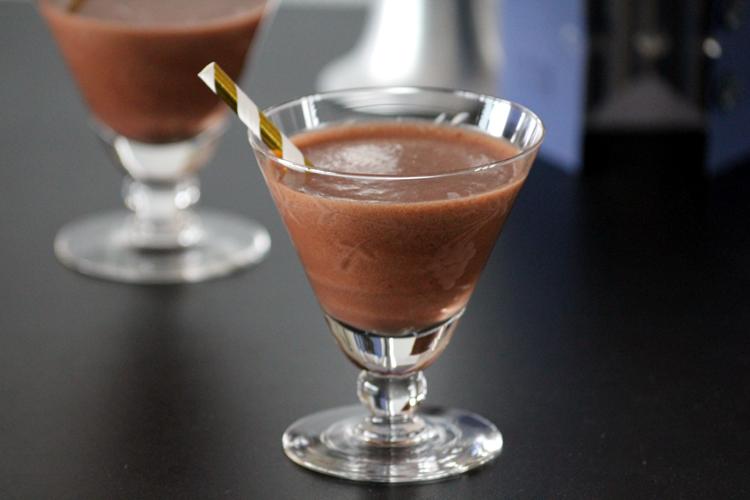 Sund chokolade-shake
